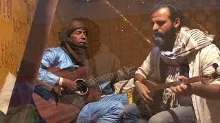 Hamid Ekawel - Rusan Filiztek - (Musique blues du Sahara - La langue Touareg)