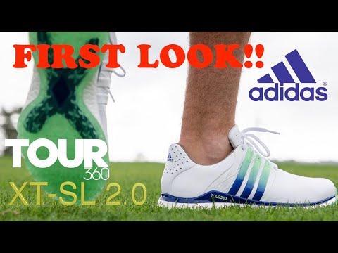 adidas Tour 360 XT-SL 2.0 - Golf Spotlight 2020
