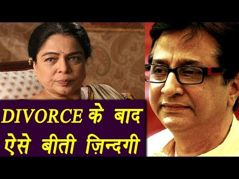 Reema Lagoo: This is how she struggles post DIVORCE as SINGLE MOTHER   FilmiBeat
