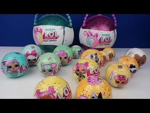 LOL Confetti POP 2. Wave vs 1. Dalga Challenge Türkiyede İlk LOL Bankası Bebek Odası Bidünya Oyuncak