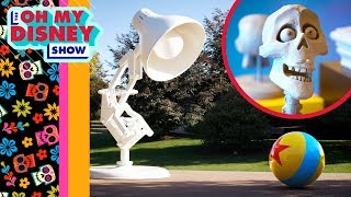Behind-the-Scenes Tour of Pixar Animation Studios | Oh My Disney Show