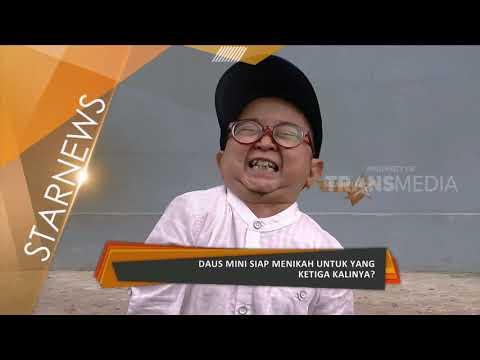 Daus Mini Siap MENIKAH Untuk Yang Ketiga Kalinya Mp3
