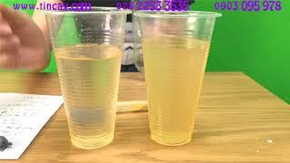 Công dụng PAC trong xử lý nước thải