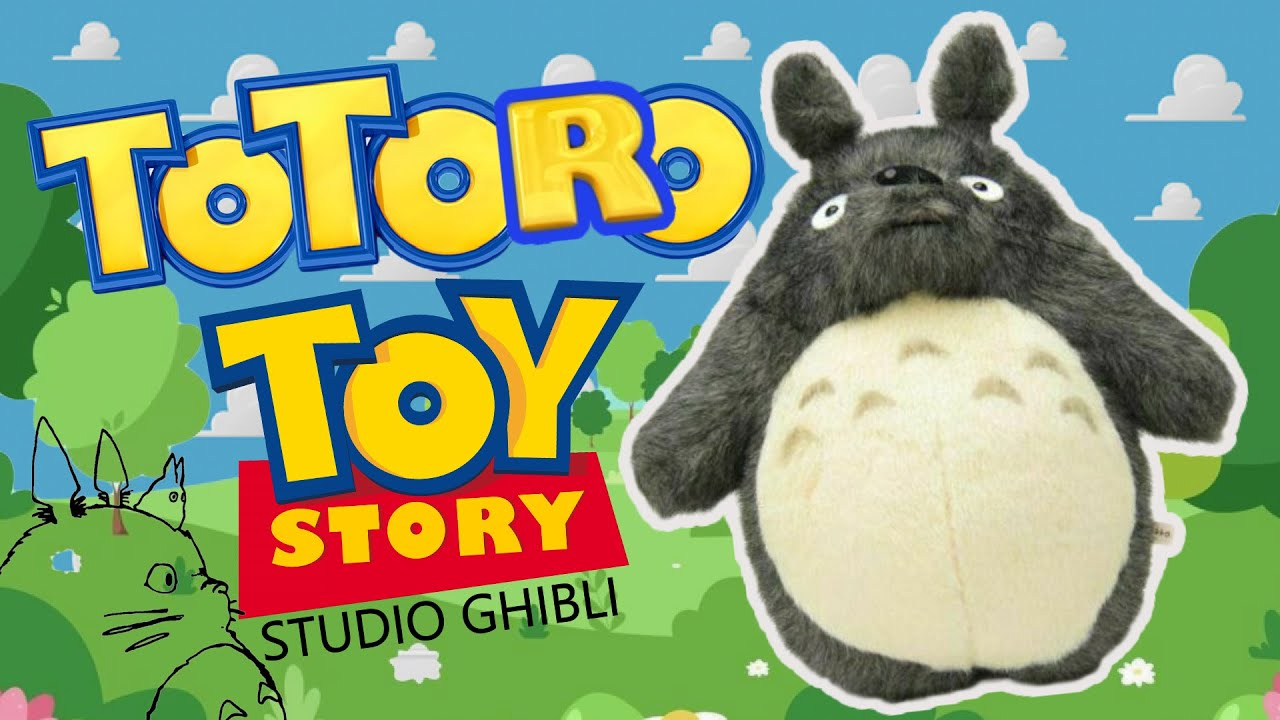 Totoro Plush    Toy Story 3   Review  