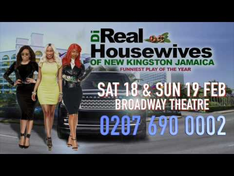 Di Real Housewives of Kingston Jamaica - Trailer 2017