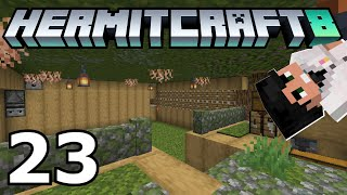 Hermitcraft 8: Rooted Dirt Farm! (Episode 23)