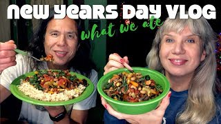 What We Ate On New Years Day 2018