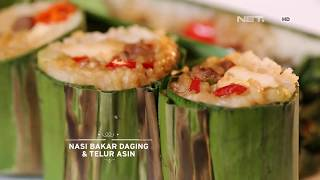 Chef's Table - Nasi Bakar Daging dan Telur Asin