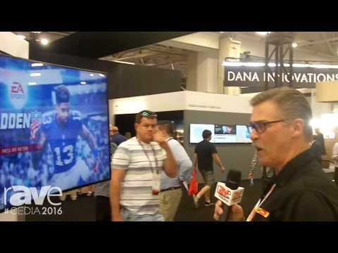 CEDIA 2016: OmniMount Showcases Play40, a Fully Flexible Mount for Interactivity