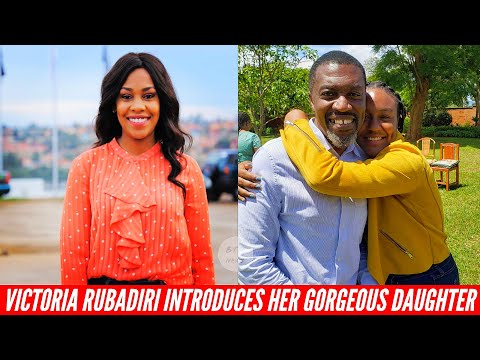 TV QUEEN VICTORIA RUBADIRI INTRODUCES HER GORGEOUS DAUGHTER! FANS REACTS! |BTG News