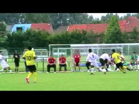 Bourse universitaire Soccer USA OverBoarder - Robin Hupin