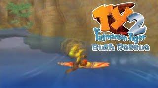 TY the Tasmanian Tiger 2: Bush Rescue - E3 2003 Attract Video (Cut Content)