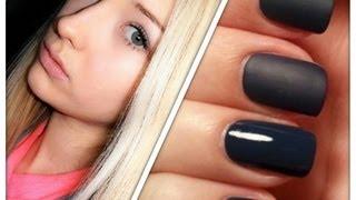 YuEx #1 Матовые ногти с помощью пара ПРАВДА ИЛИ ВЫДУМКА???