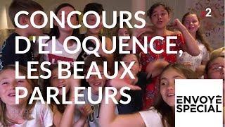 Envoyé spécial. Concours d'éloquence, les beaux parleurs - 25 octobre 2018 (France 2)