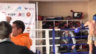 """Открытый ринг""""Чемпион """" 2014 Чижиков и Дудник"""