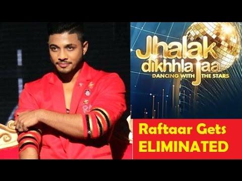 Jhalak Dikhhla Jaa 8: Rapper Raftaar Loses Against Scarlett & Gets ELIMINATED- Take A Look!