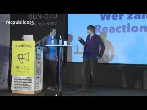 re:publica 2015 - Digitales Europa – analoges Urheberrecht: Wie schaffen wir die Wende? on YouTube