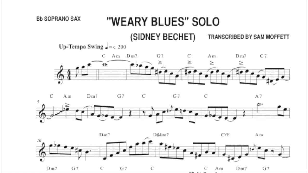 Sidney Bechet -