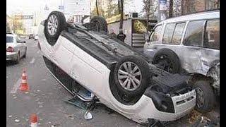 Аварии на машинах видео. Видео авария на машине.