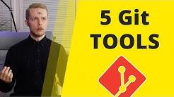 Top 5 Tools For Git and Github.