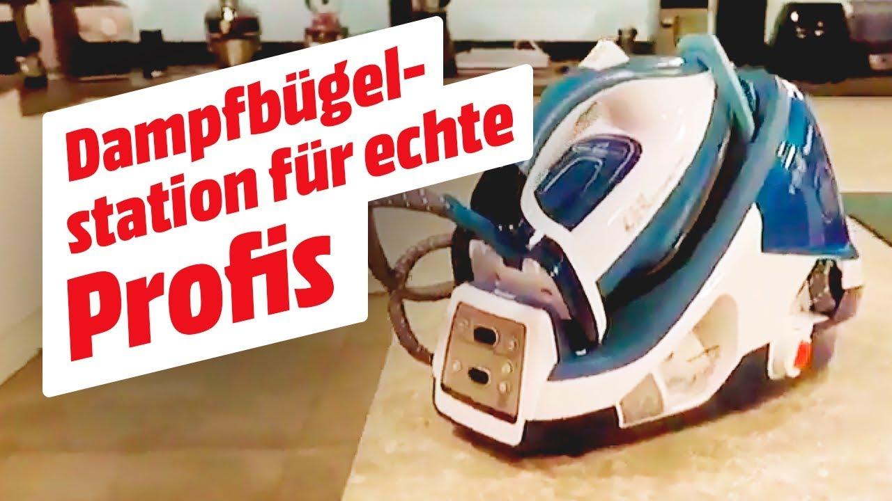 Die Pro Express Dampfbügelstation Für Echte Profis   MediaMarkt  Tiefpreisspätschau