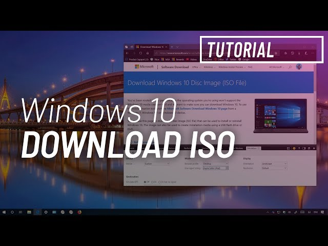 Windows 10 version 1809 ISO file direct download • Pureinfotech