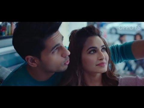 kriti kharbanda oppo ad | Sidharth malhotra  | Kriti karbanda  Valentine's special