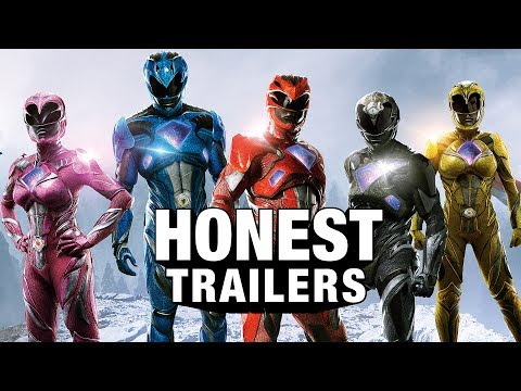 Thumbnail: Honest Trailers - Power Rangers (2017)