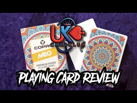 Cartamundi - Copag Neo Mandala Playing Cards Deck Review