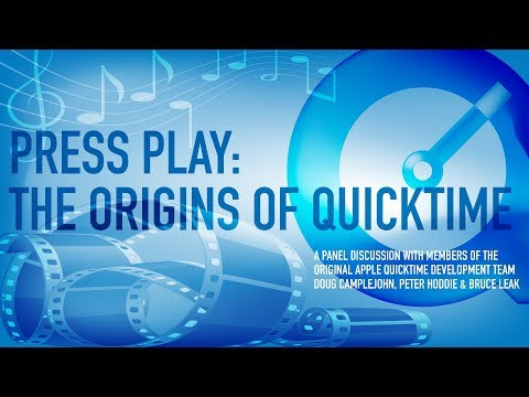 CHM Live | Press Play: The Origins of QuickTime