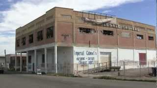 El Centro, the downfall of a town.
