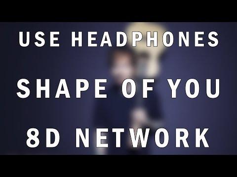 Ed Sheeran  Shape Of You 8D AUDIO