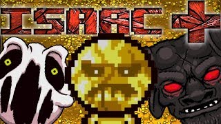 BOSS JAKO GRYWALNA POSTAĆ - GREEDIER  THE BINDING OF ISAAC AFTERBIRTH + MODS