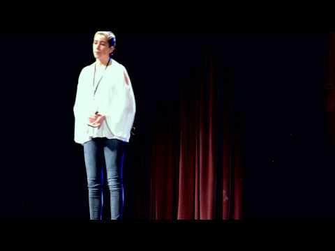Student may have found cheap alternative for water purification | Virginia Gerig | TEDxSHS