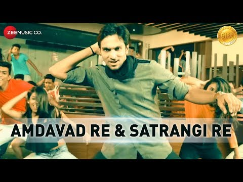 Amdavad Re & Satrangi Re - Wrong Side Raju...