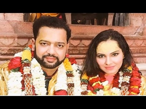 OMG: Rahul Mahajan SECRETLY Ties Knot With Girlfriend Amruta Mane?