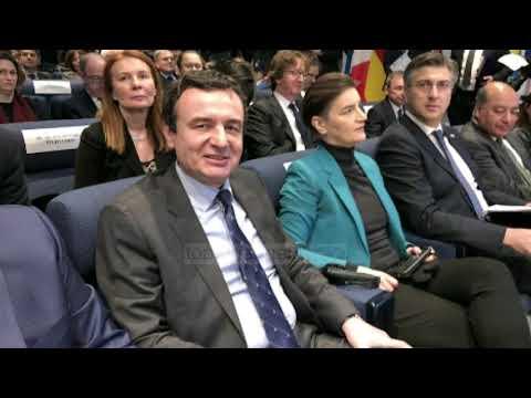 Kurti-Brnabiç në Londër/ Kryeministrja serbe 'pret' në postime kryeministrin e Kosovës