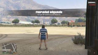 Grand Theft Auto V_ hangar Mckenzie Trevor