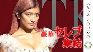 チャンネル登録:https://goo.gl/U4Waal モデルのローラ、冨永愛、森星...