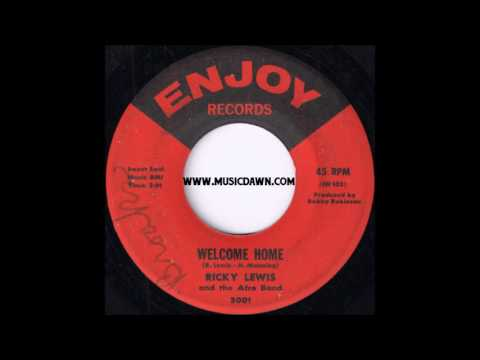 Ricky Lewis And The Afro Band - Welcome Home [Enjoy Records] 1972 Deep Soul 45
