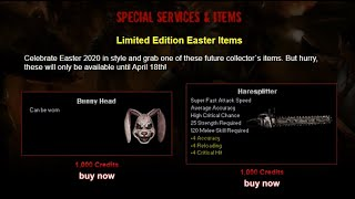 Dead Frontier: [Easter Event 2020] Reviewing Event, Killing Bunny Heads & Opening Easter Eggs!