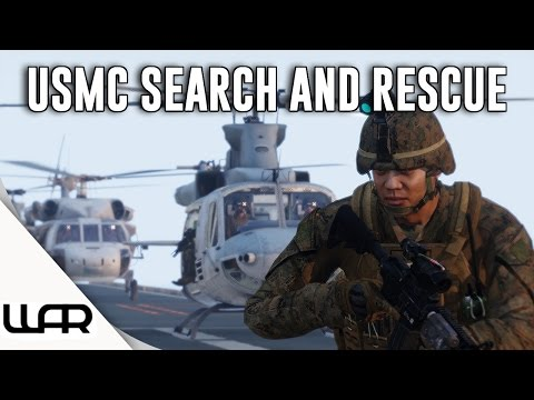 🚁 USMC SEARCH AND RESCUE - ALTERNATE HISTORY - Second Korean War - Episode 5