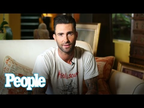Adam Levine Reveals His Most Embarrassing Quality | People