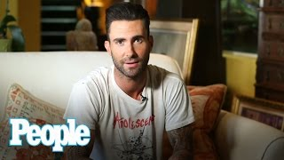 adam levine reveals his most embarrassing quality people