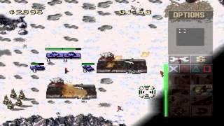 Command & Conquer: Red Alert: Retaliation Hard - Allies - PAWN
