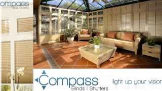 Window Blinds & Window Shutters From Compass Blinds & Shutters