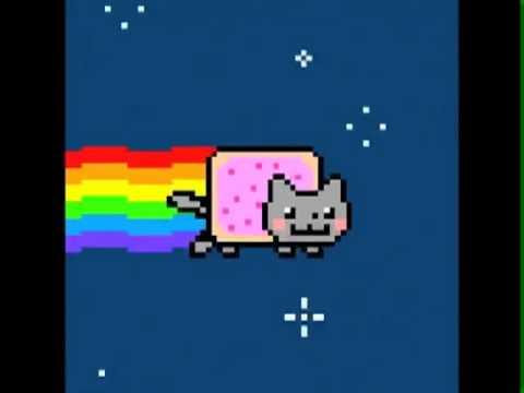 Nyan Cat (pop tart) - Insane Edition - YouTube