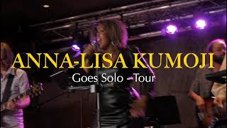 ANNA-LISA GOES SOLO-TOUR!