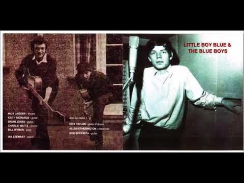 The Rolling Stones - Little Boy Blue & The Blue Boys - The Lost 1961 - 1962 Tapes ( 2019)