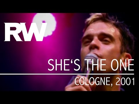 Robbie Williams | She's The One | Live In Cologne 2001